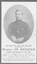 Maurice De Meester