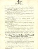 Herminie-Leonie Bervoet