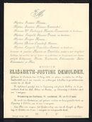 Elisabeth-Justine Demulder