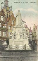 Standbeeld van Mgr. De Haerne