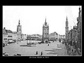 De Grote Markt anno 1910