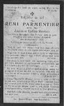 Remi Parmentier