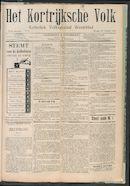 Het Kortrijksche Volk 1907-10-20