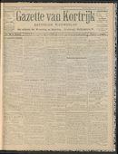 Gazette Van Kortrijk 1912-03-07