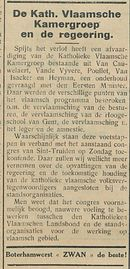 De Kath Vlaamsche Kamergroep