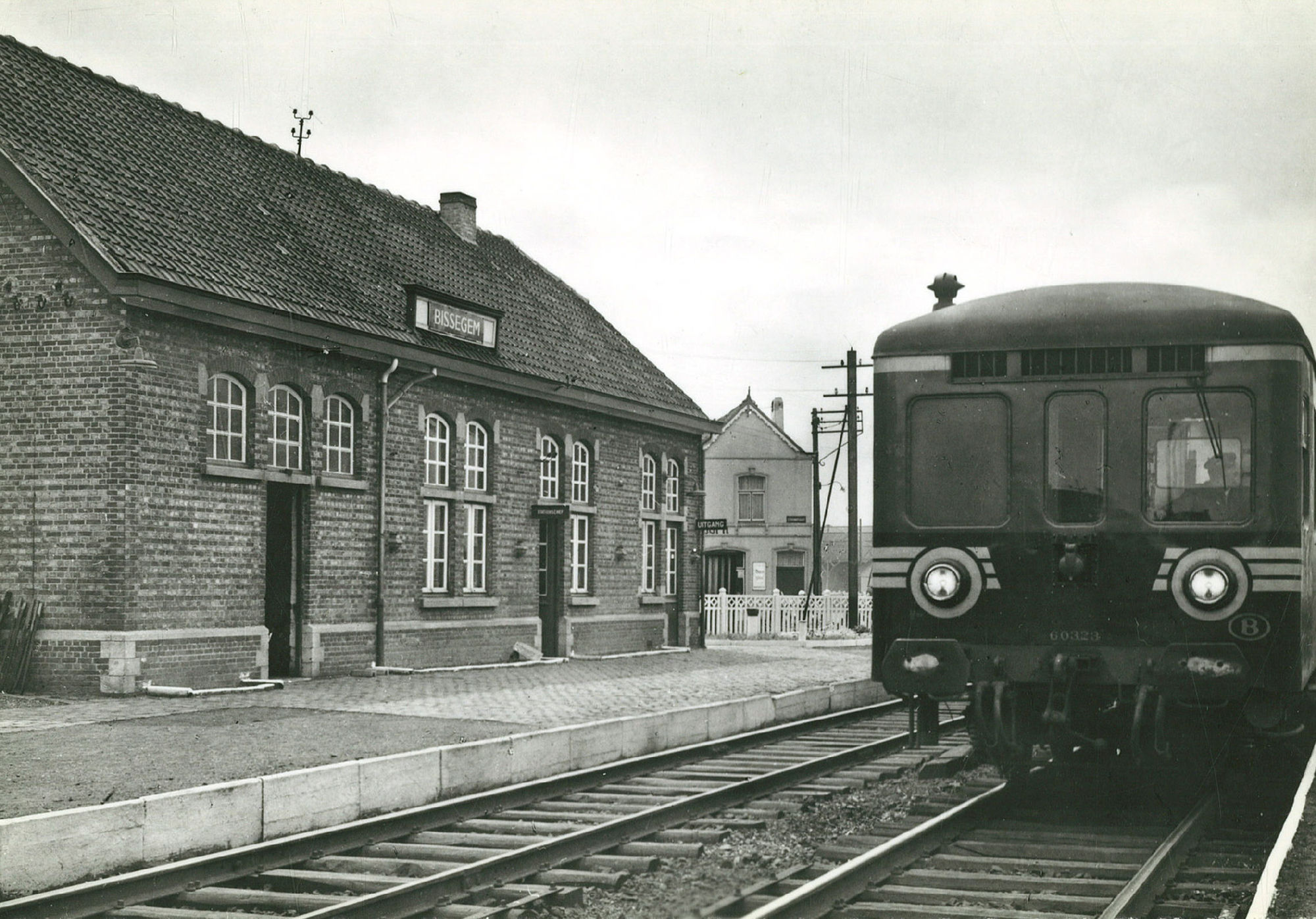 Station van Bissegem