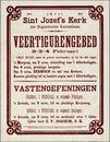 Plechtigheden Sint-Jozefskerk 1913