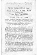 Adolf Walschap