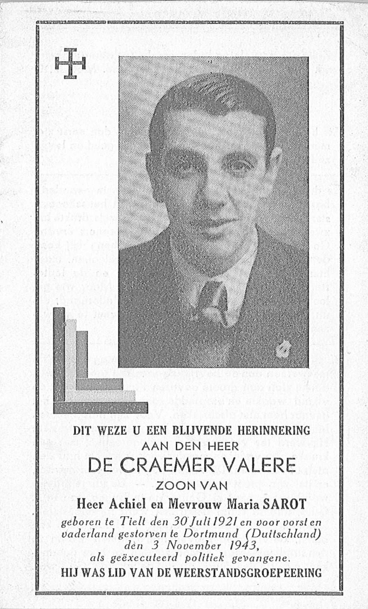 Valere De Craemer