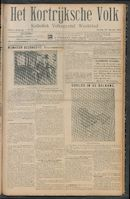Het Kortrijksche Volk 1912-10-13