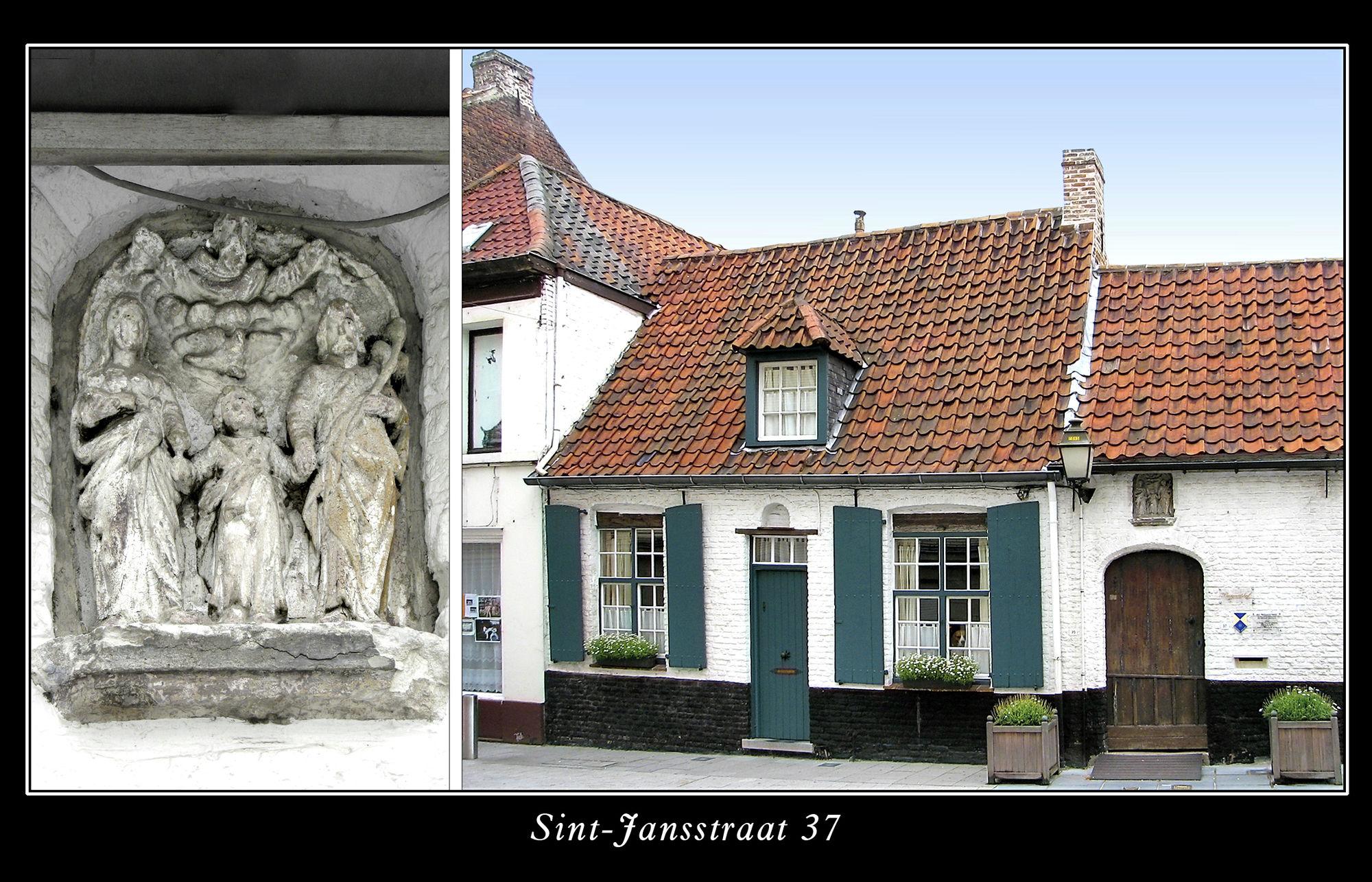 Muurkapel Sint-Jansstraat