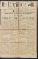 Het Kortrijksche Volk 1914-06-07
