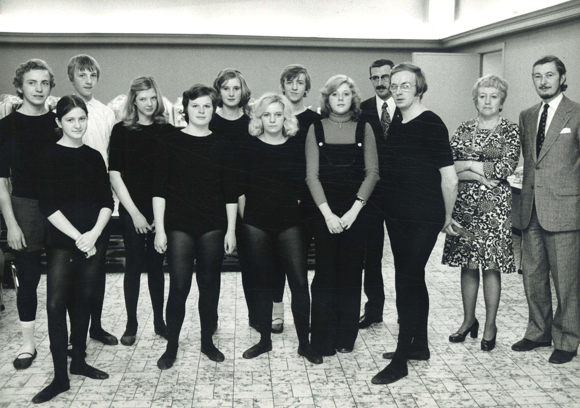 Dansgroep Textielhuis