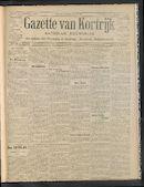 Gazette Van Kortrijk 1907-09-05