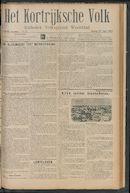 Het Kortrijksche Volk 1913-04-27