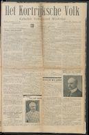 Het Kortrijksche Volk 1914-08-23