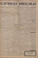 Kortrijksch Handelsblad 29 september 1944 Nr3 p1