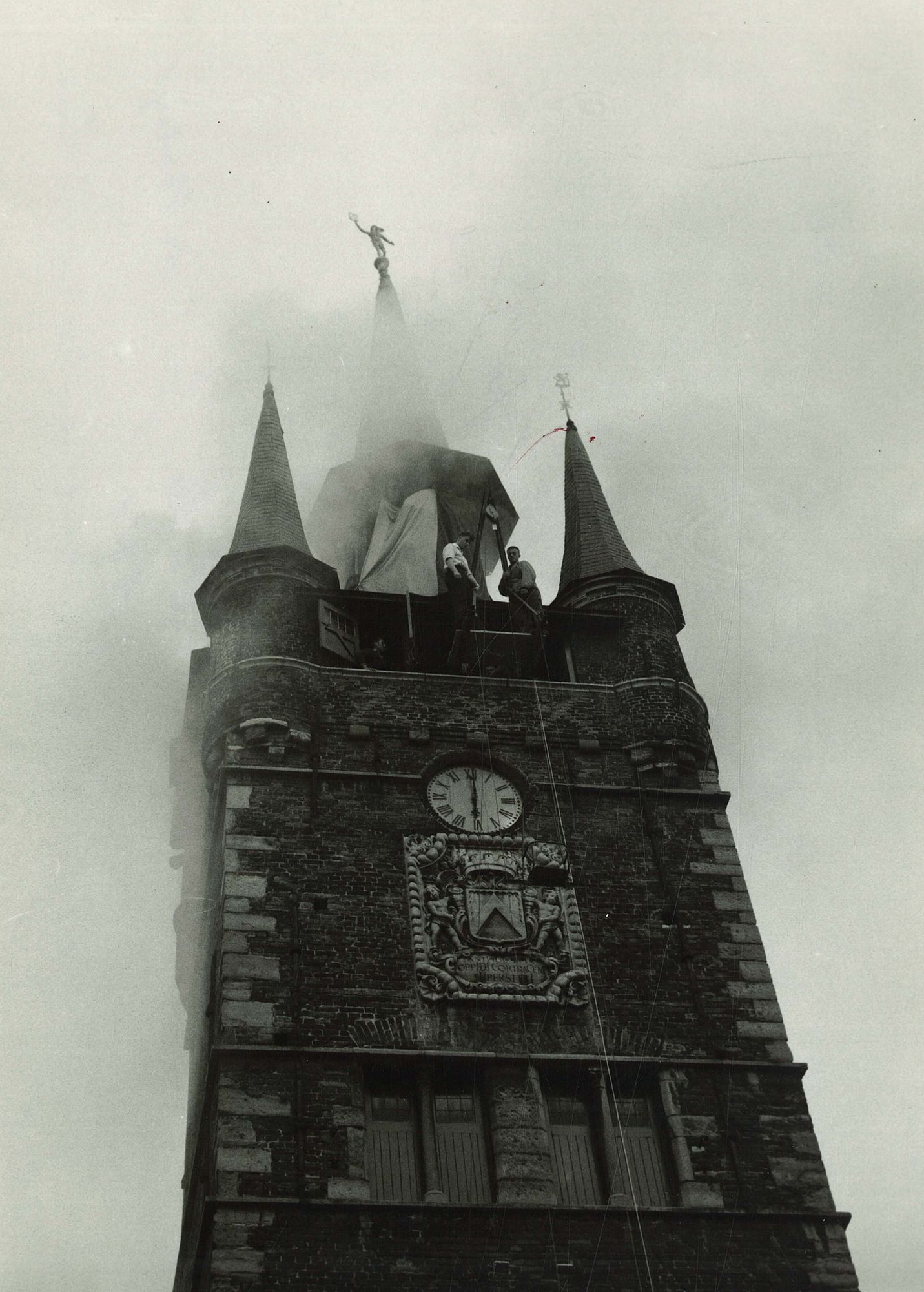 Manten- en Kallefeesten 1961