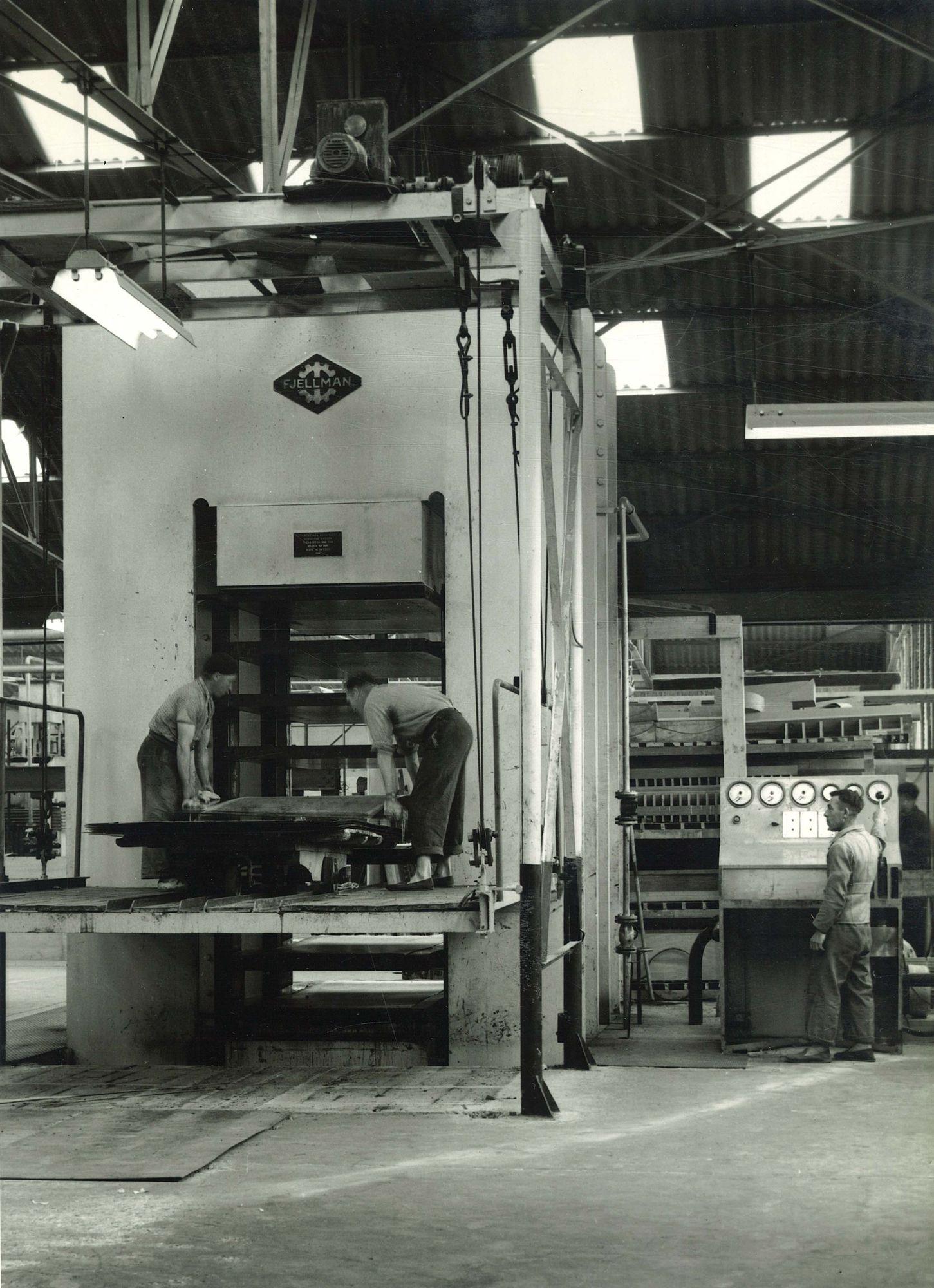 Decoplan NV Decoene 1974