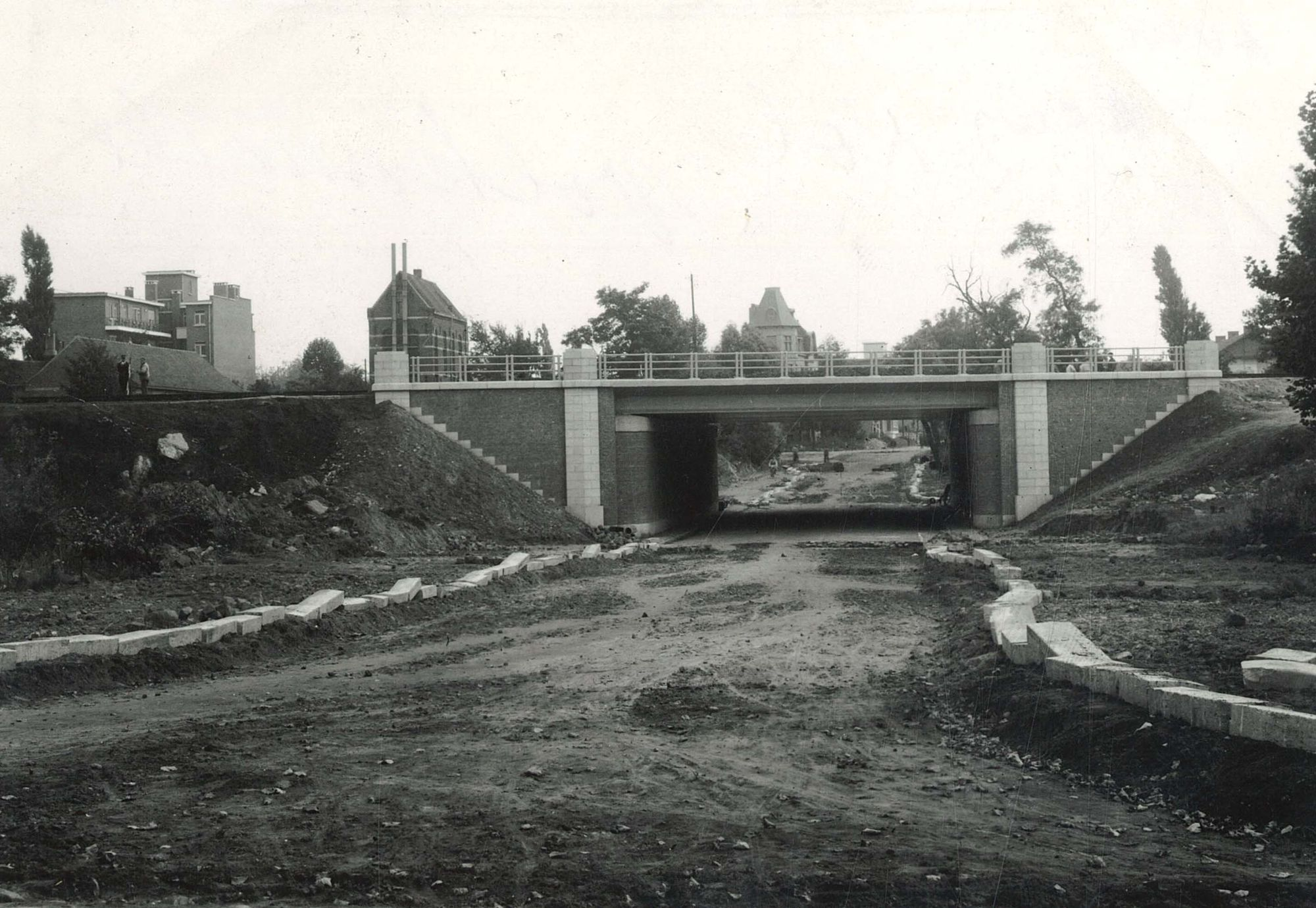 Spoorwegtunnel Jan Bethunehof