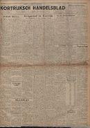 Kortrijksch Handelsblad 13 december 1946 Nr100