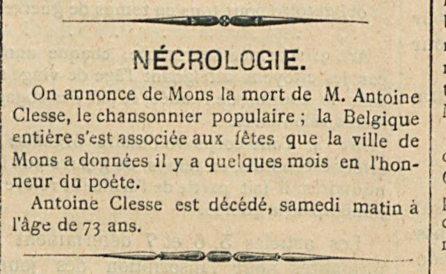 NECROLOGIE