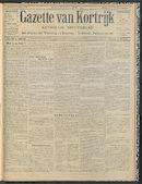 Gazette Van Kortrijk 1912-08-25
