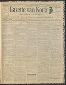Gazette Van Kortrijk 1912-12-19