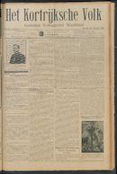 Het Kortrijksche Volk 1913-10-26
