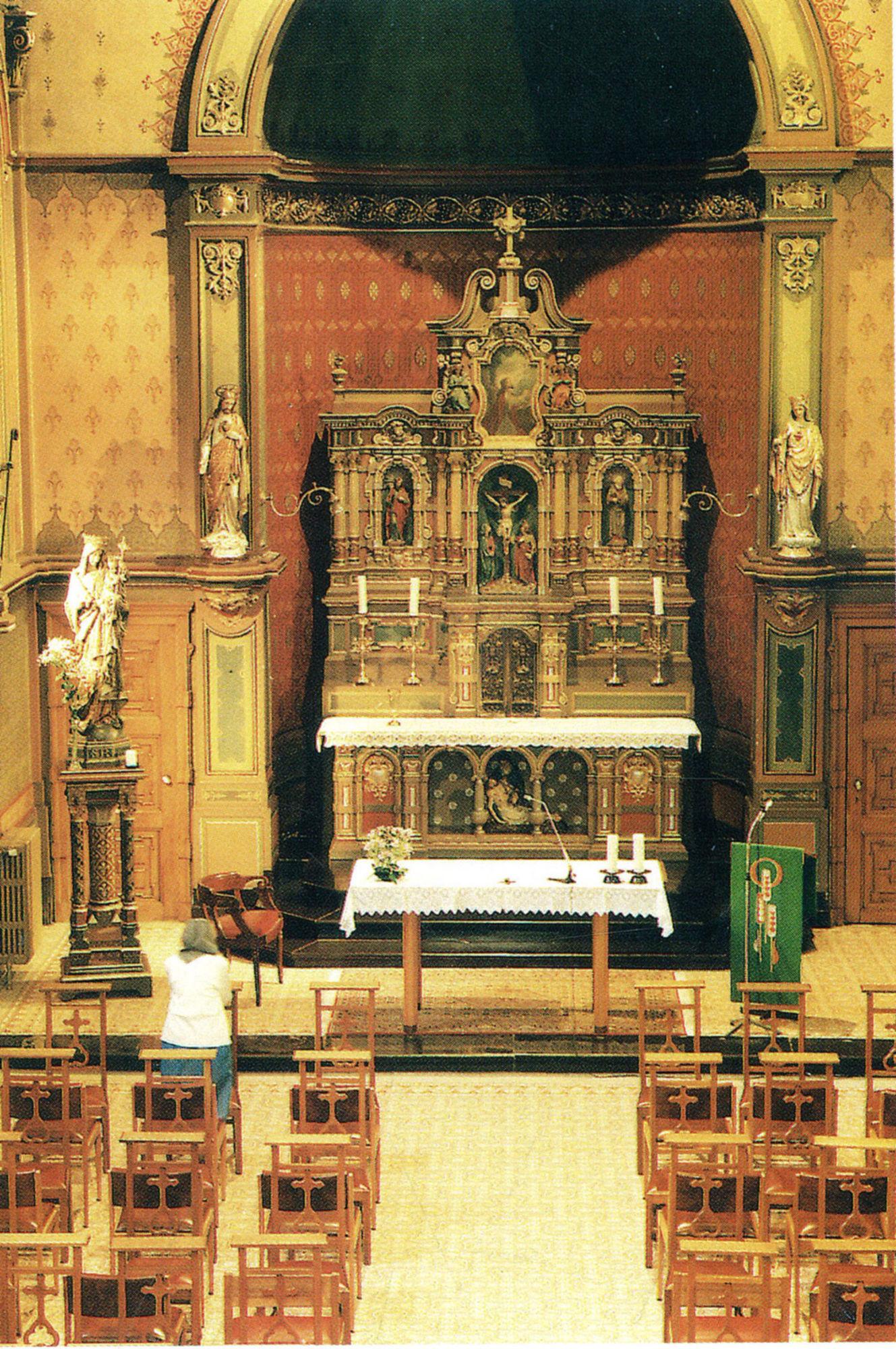 Kapel van de zuster Paulinen de Groeningestraat