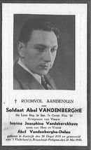 Abel Vandenberghe