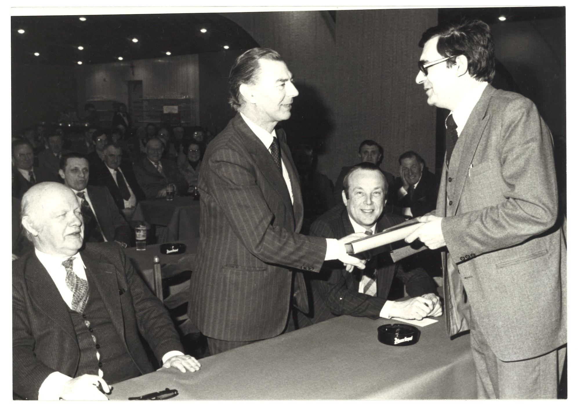Minister Leo Tindemans