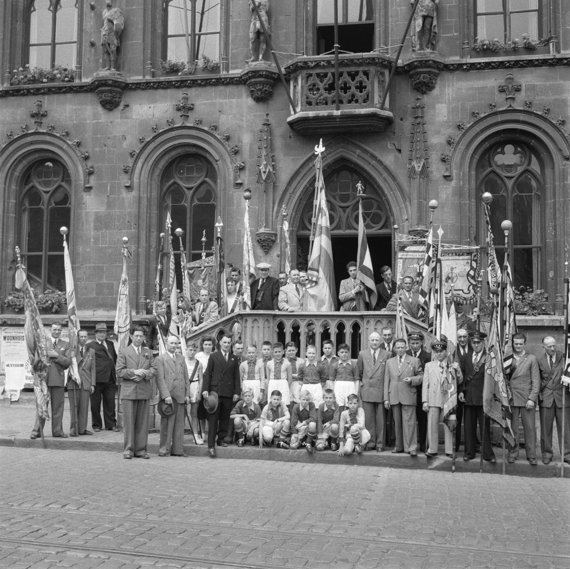 50 jaar Kortrijk Sport