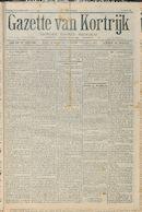 Gazette van Kortrijk 1916-12-16