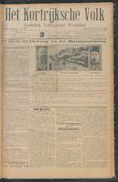 Het Kortrijksche Volk 1912-12-29