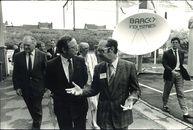 Eerste Lustrum voor Barco Industries 1986