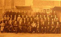 Familie Steverlynck 1925