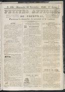Petites Affiches De Courtrai 1840-11-15