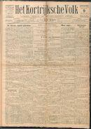 Het Kortrijksche Volk 1930-11-09