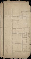 Bouwplannen van de stedelijke jongensschool in de Jan Persijnstraat te Kortrijk, 1860-1932