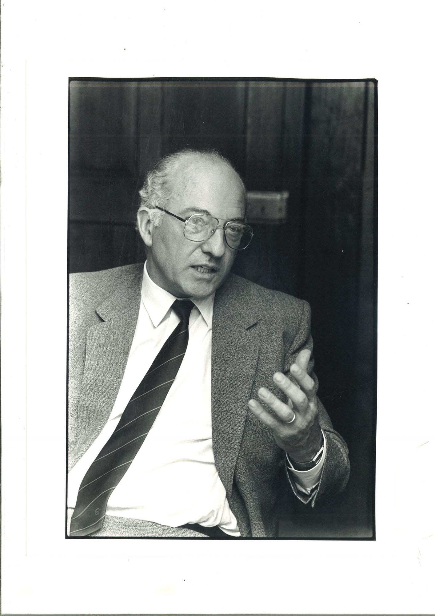 Panelgesprek F.E.T. 1986