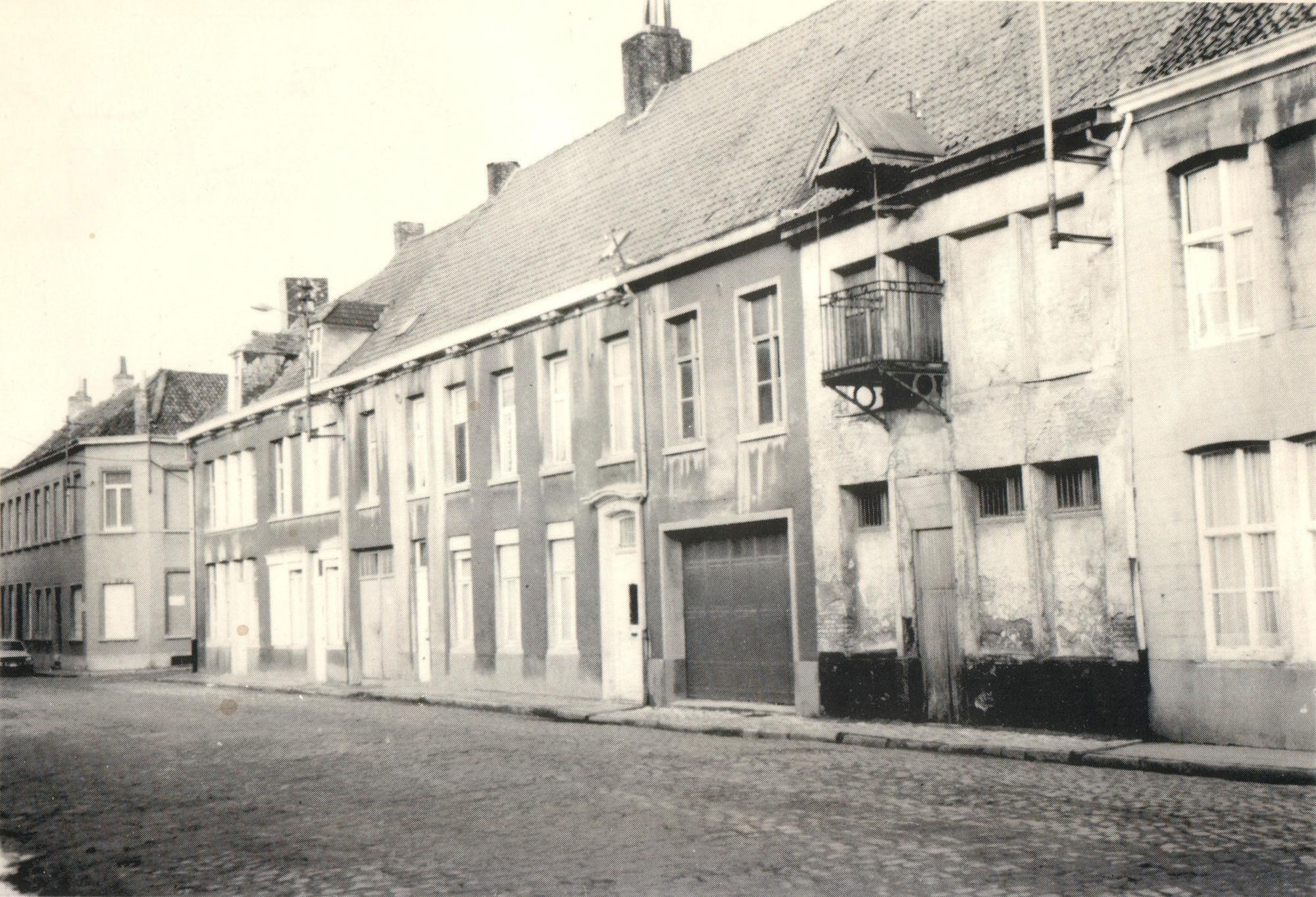 Kapucijnestraat 1982