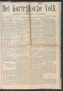 Het Kortrijksche Volk 1907-08-04