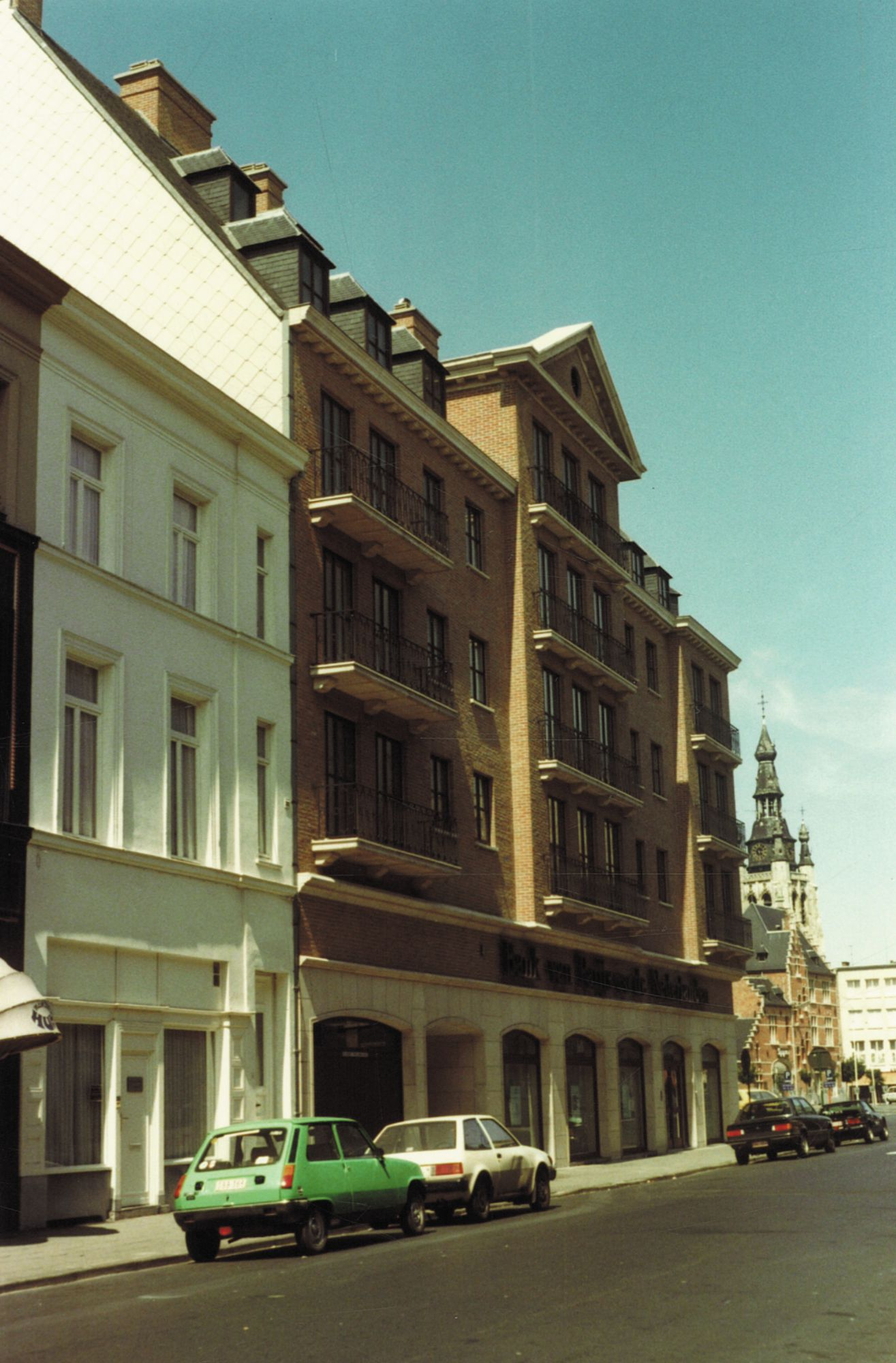 Burgemeester Reynaertstraat