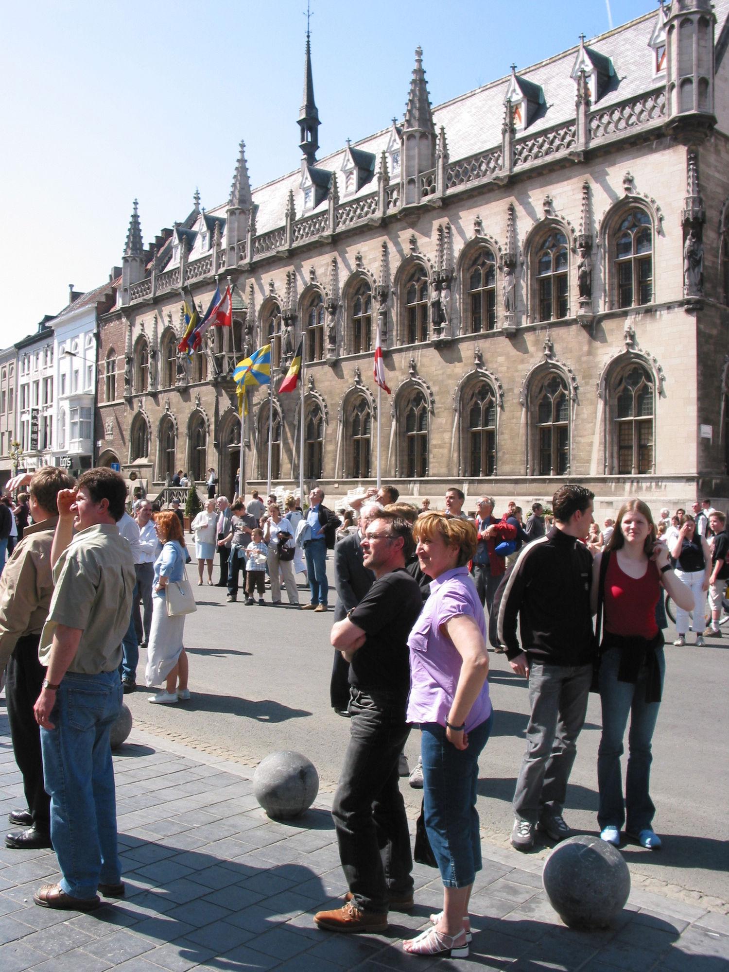 historisch stadhuis