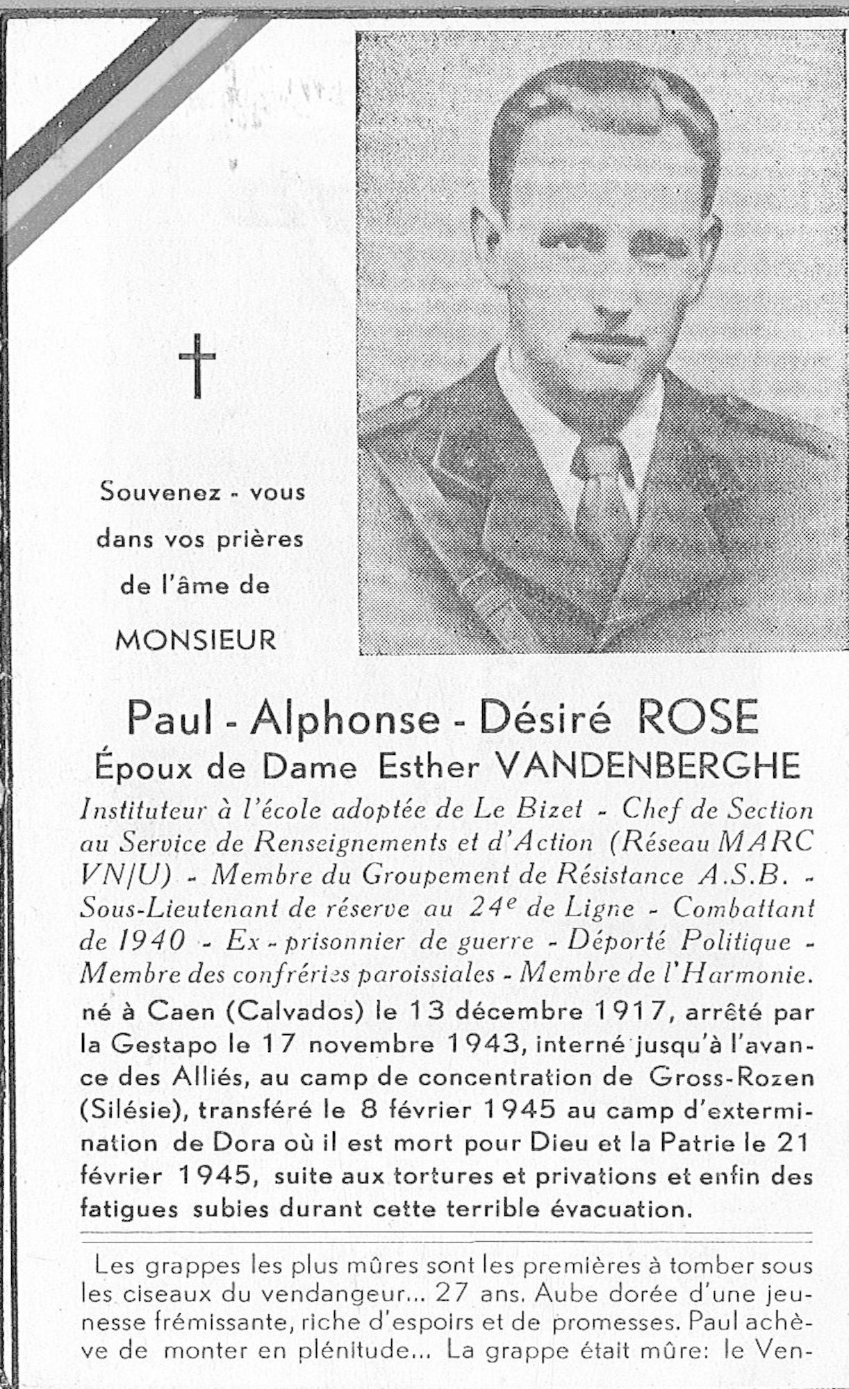 Paul-Alphonse-Désiré Rose