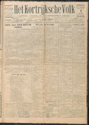 Het Kortrijksche Volk 1929-09-01