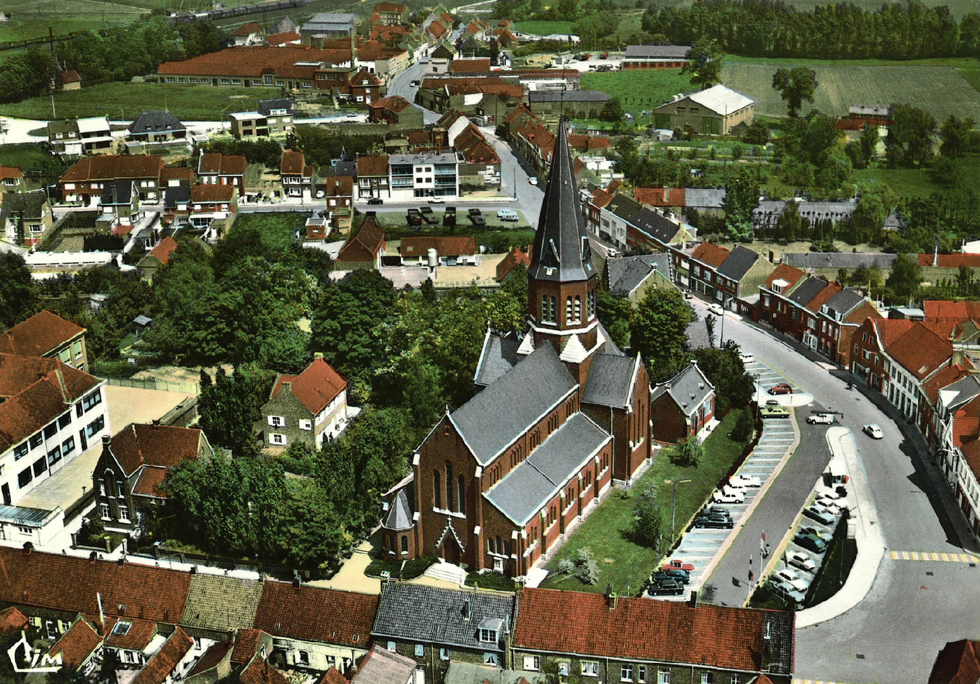 Marke Sint -Brixiuskerk