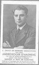 André-Roger D'Haenens