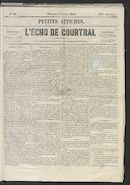 L'echo De Courtrai 1855-02-07